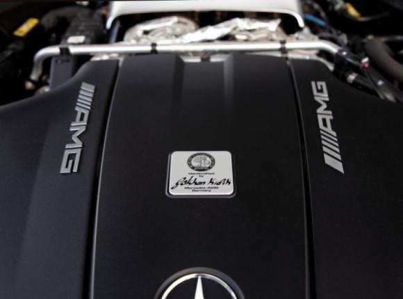 Новини з Аффальтербаха: електрифікація AMG