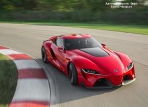 Toyota Supra: возвращение легенды