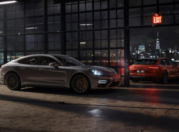 Оновлена Porsche Panamera зразка 2021 модельного року: гід для покупця