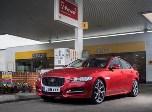 Jaguar и Shell: заправка онлайн! ВИДЕО +UA-ВЕРСІЯ
