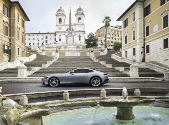 Ferrari Roma: сучасна реінкарнація dolce vita