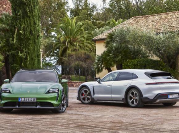 Новий Taycan Cross Turismo: гід для покупця по першому електричному кросоверу Porsche