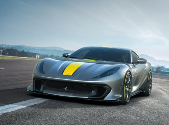 Лімітована серія Ferrari 812 Superfast: шаленій!