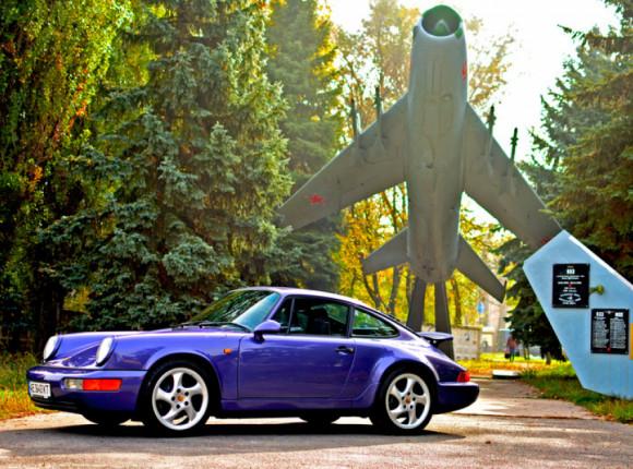 Наш тест. Porsche 911 Carrera 4 Typ 964: кто ищет - тот найдет
