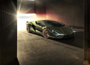Lamborghini Sian: відтепер його