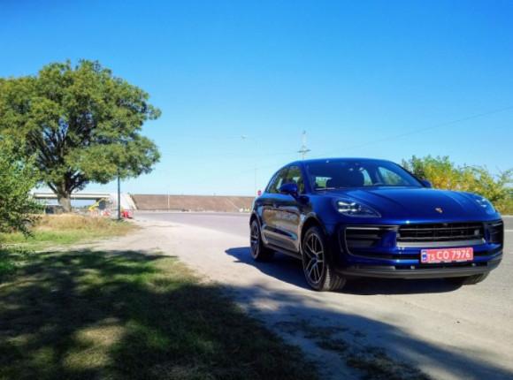 Наш тест. Оновлений Porsche Macan 2022: відчуй різницю