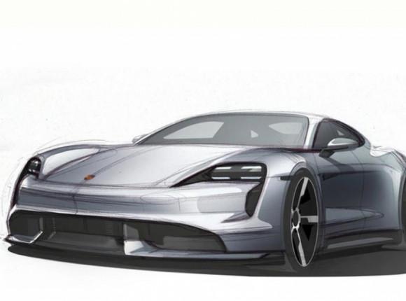 Porsche Taycan: напередодні світового дебюту