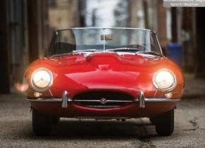 Один из четырех на весь мир Jaguar