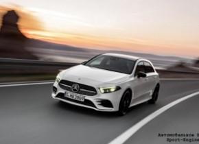 Mercedes A-Klasse 2018MY (W177):