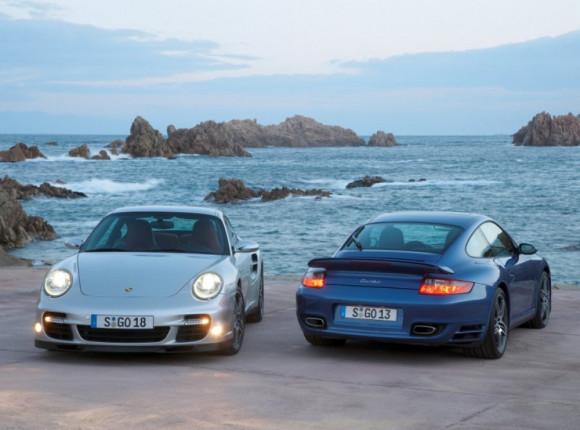 Porsche 911 Turbo: родословная легенды. Часть 3: Typ 997 (ДОПОЛНЯЕТСЯ)