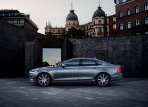 Volvo S90: своим путем