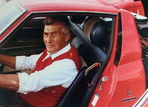 50-летию Lamborghini посвящается.