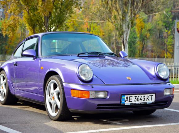 Обладание легендой: интервью с владельцем Porsche 911 Carrera 4 (Typ 964)