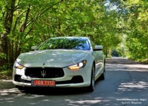 Наш тест. Maserati Ghibli S Q4: