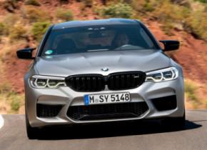 Порівняння: BMW M5 Competition,
