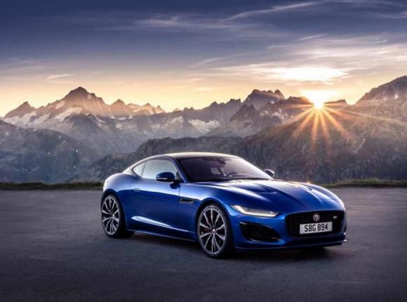 Новий Jaguar F-Type 2021 модельного року: в ім'я двобою з 911 +ВІДЕО