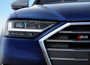 Нова Audi S8: все йде за планом