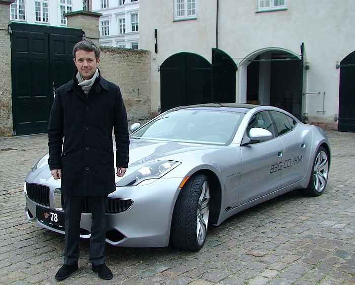 DANISH CROWNPRINCE VS FISKER
