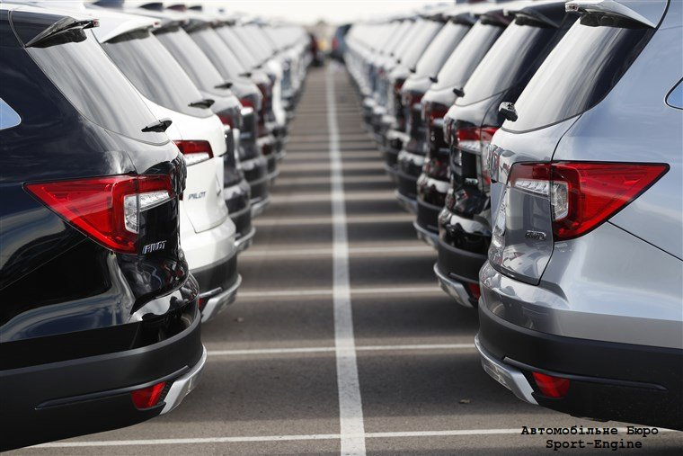 new car sales in Ukraine-2019