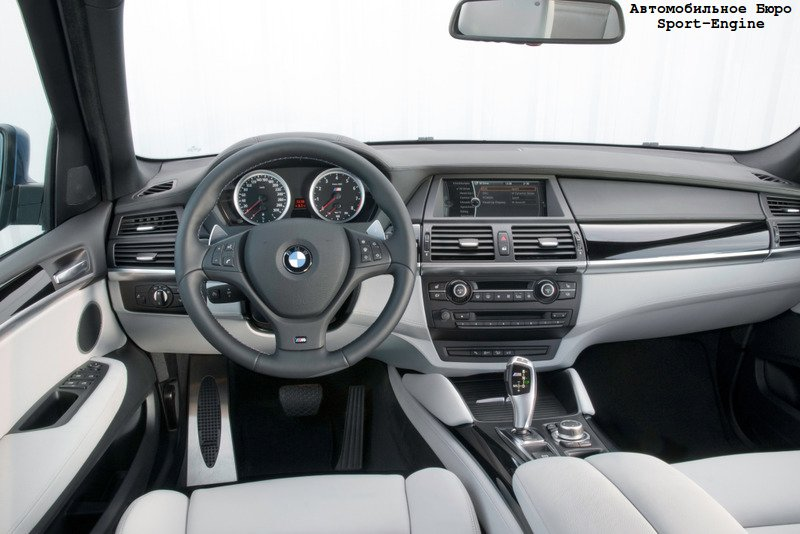 BMW X5 M first generation E70 2009MY