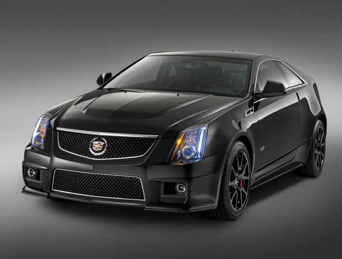 Cadillac CTS-V Coupe Special Edition 2015 700-