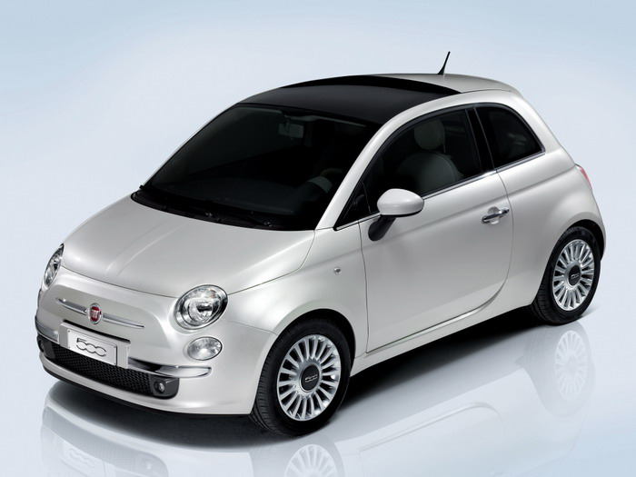 FIAT 500 2007 Car of the year-2008 in Europe