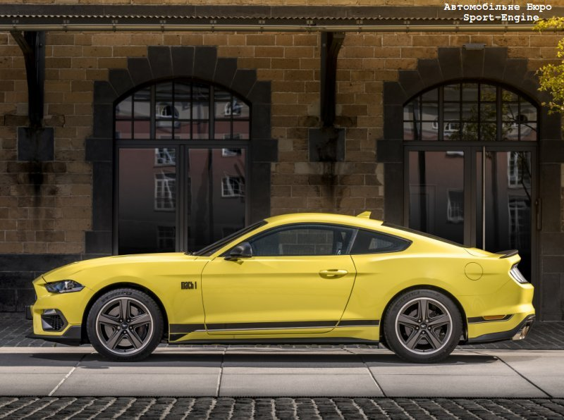 ford-mustang-mach-1-will-enter-to-europe-with-460-ps