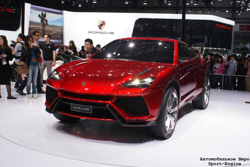 top-luxury crossovers by Ferrari, Lamborghini, Bentley and Rolls-Royce
