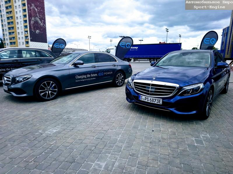 Mercedes-Benz Star Experience-2017 in Kharkov