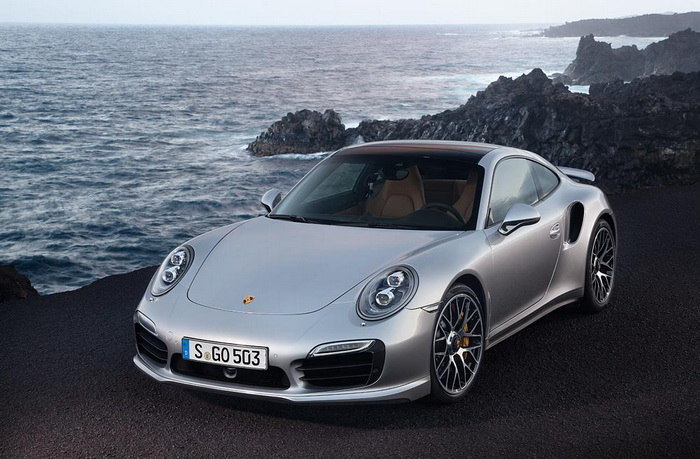 Porsche 911 Turbo Type 991