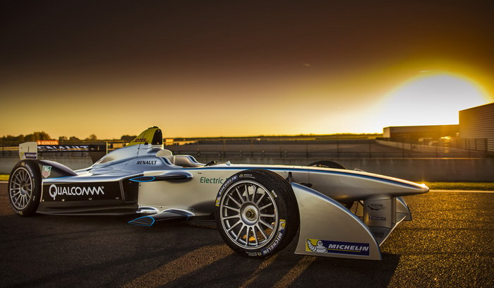 formula e and roborace