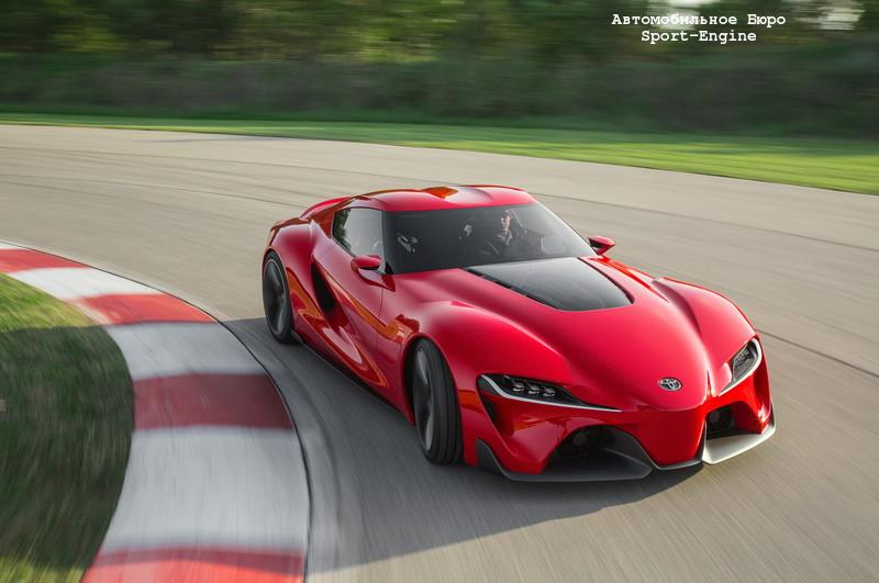 toyota supra comeback first data