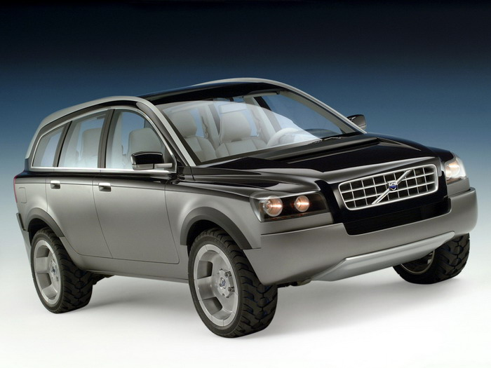 Volvo ACC (Volvo Adventure Concept Car) NAIAS-2001