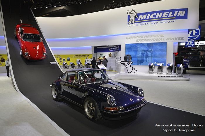 Porsche 911 Type 901 4.0 by Singer
