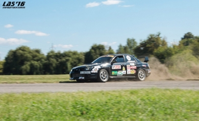 Time Attack. LAS-2016. Stage 5 (FINAL): не по правилам