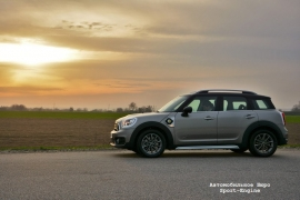 Наш тест. MINI Cooper S E Countryman ALL4: закат чисто бензиновой эры?
